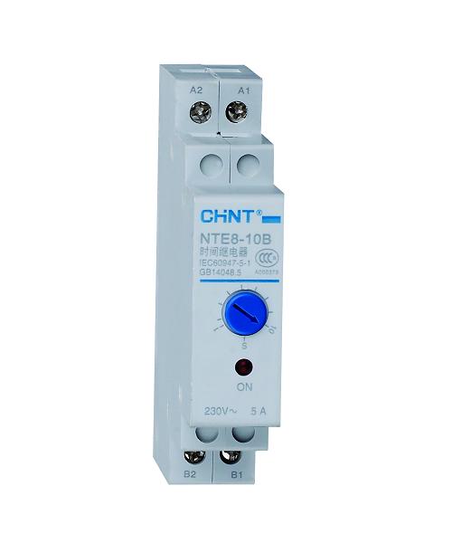 chint正泰电器 njb1-s时间继电器